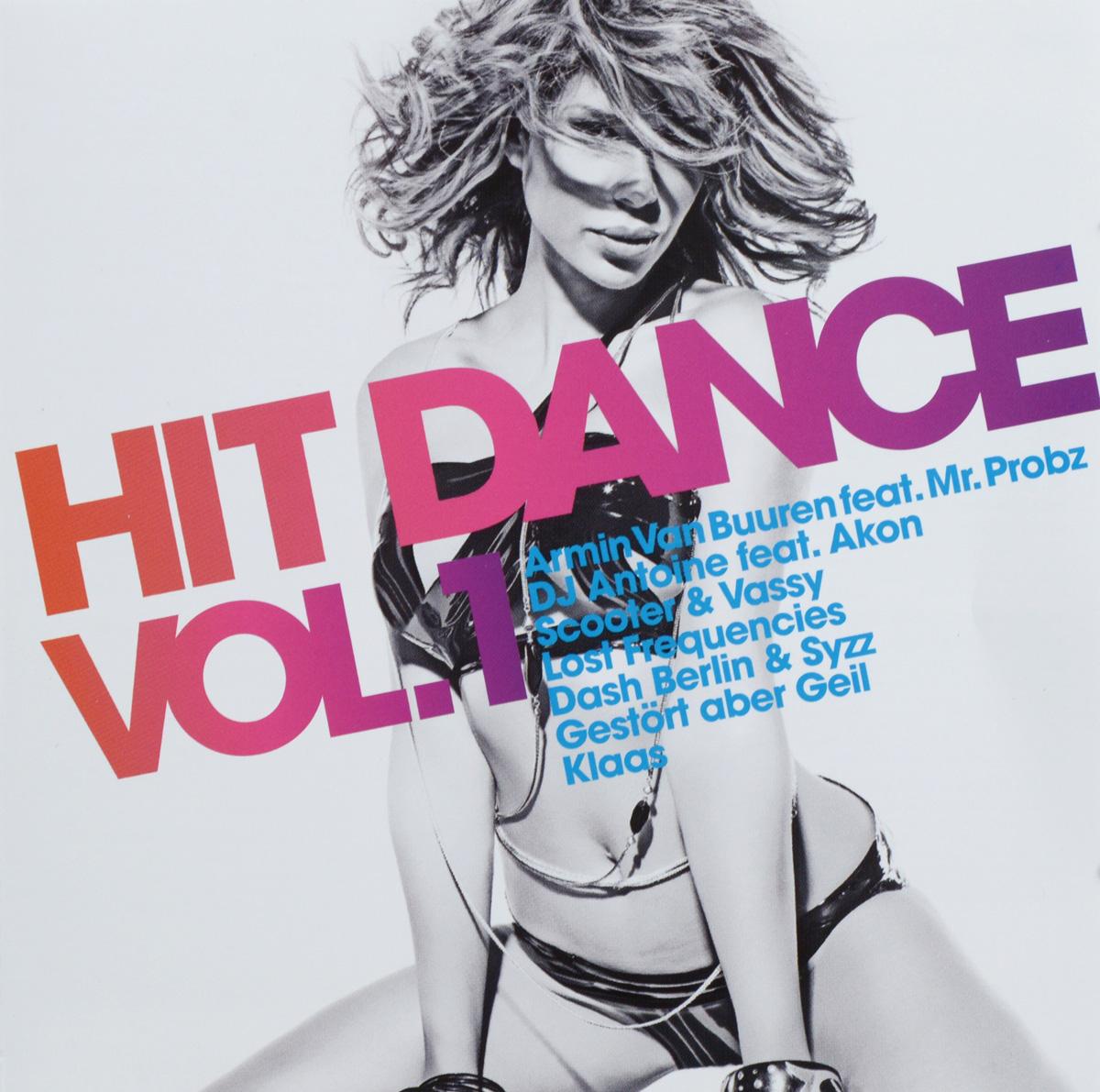 Hit Dance. Vol.1 (2 CD) hit dance vol 1 2 cd