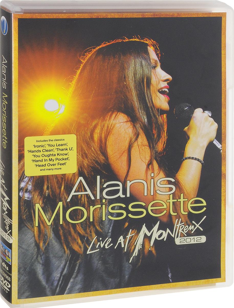 Alanis Morissette: Live At Montreux alanis morissette live at montreux