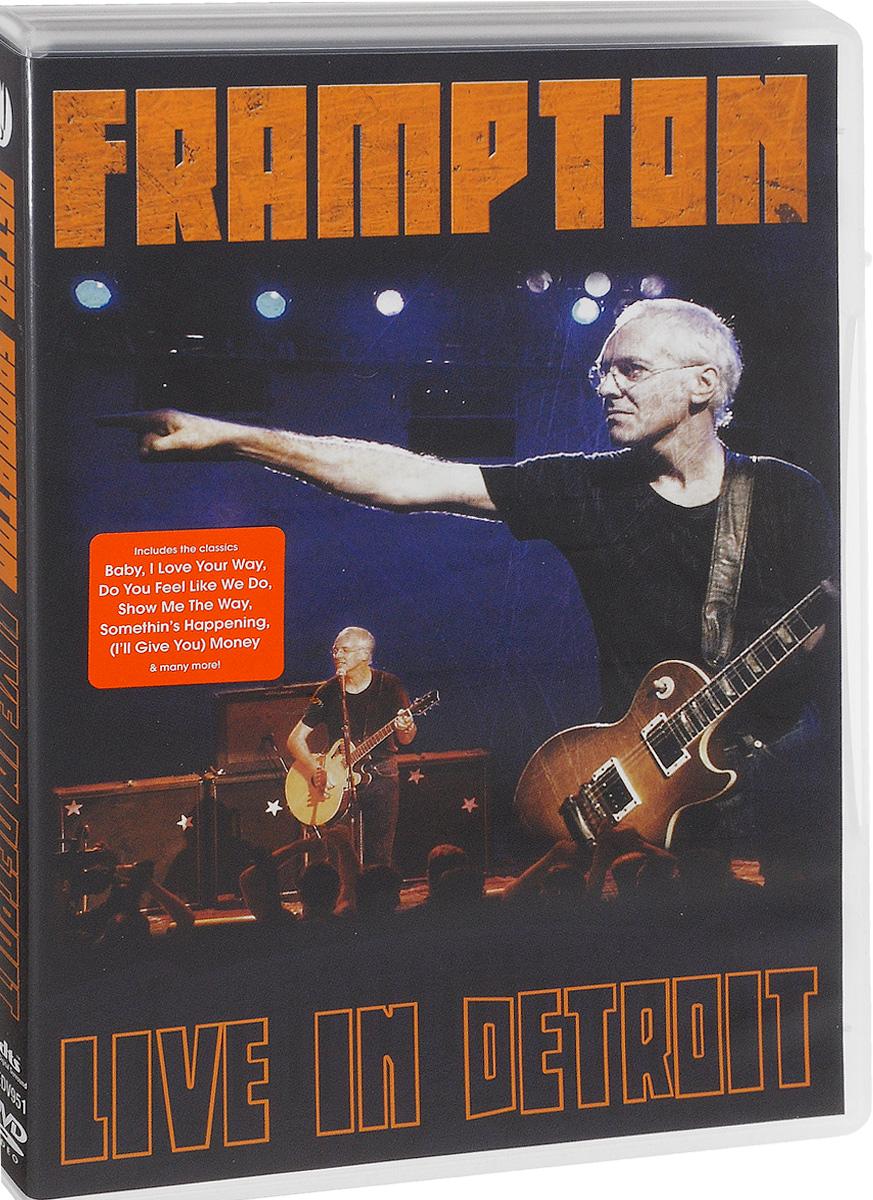 Peter Frampton: Live In Detroit i take you