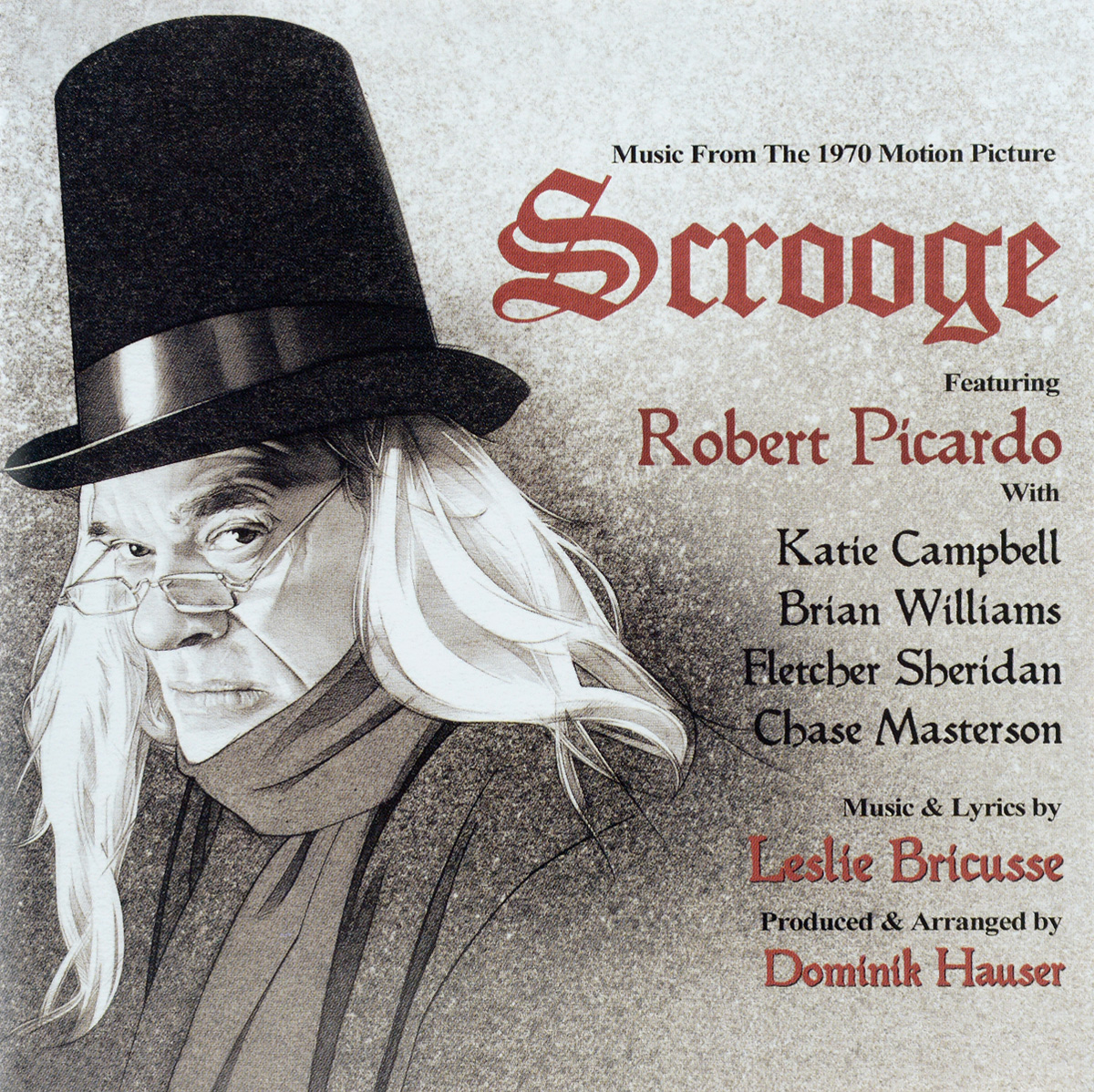 Scrooge. Music From The Motion Picture bridget jones s diary music from the motion picture