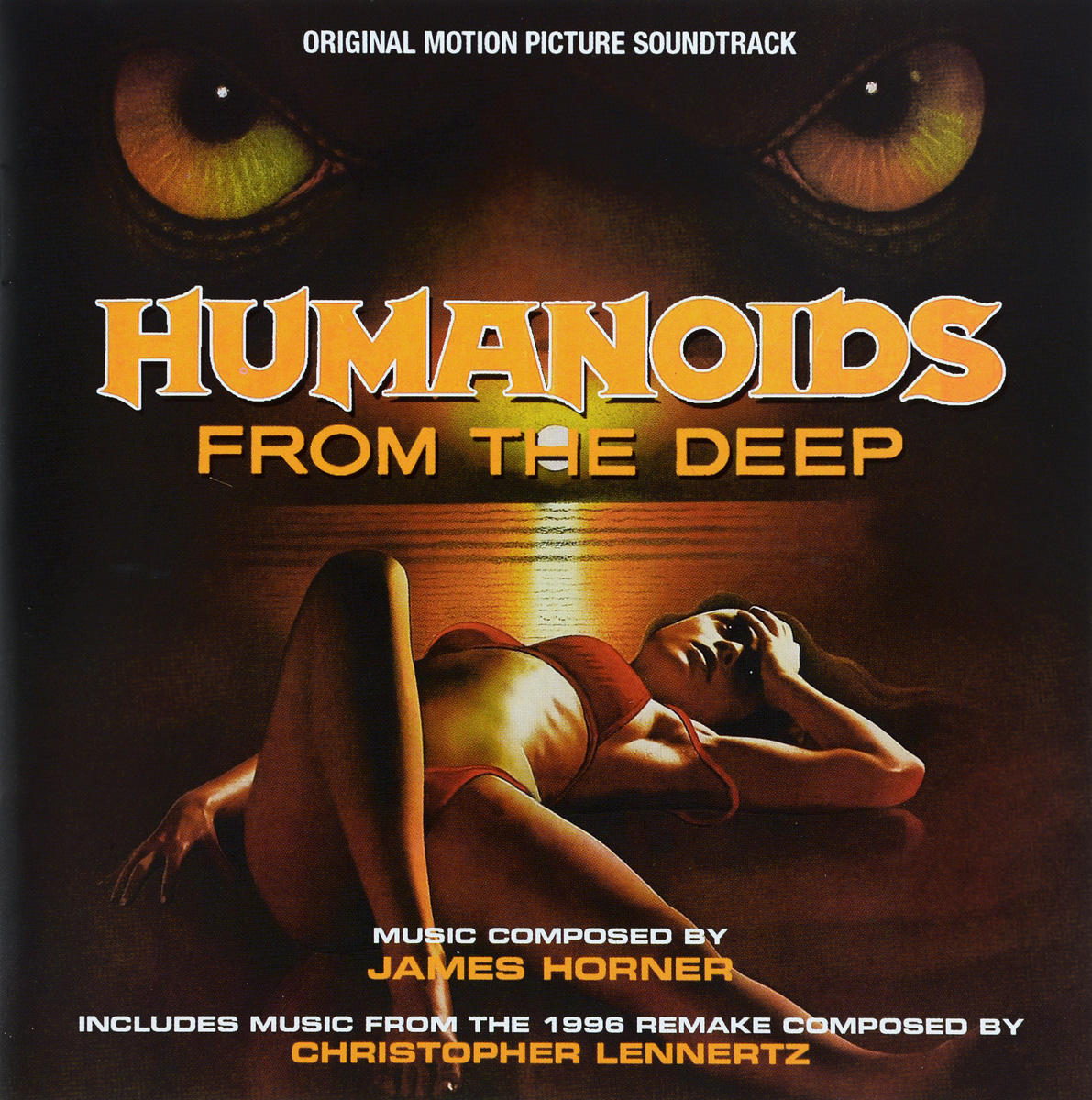 лучшая цена Humanoids From The Deep. Original Motion Picture Soundtrack