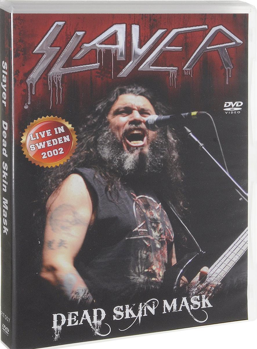 Slayer: Dead Skin Mask: Live In Sweden 2002 sweden rock festival