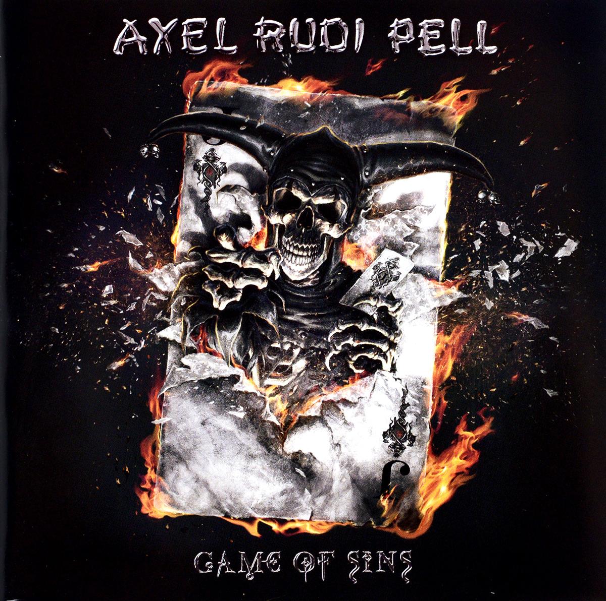 Аксель Руди Пелл Axel Rudi Pell. Game Of Sin