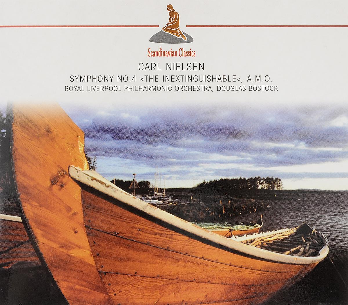 Royal Liverpool Philharmonic Orchestra,Дуглас Босток Scandinavian Classics. Royal Liverpool Philharmonic Orchestra, Douglas Bostock. Nielsen. Sinfonie No.4