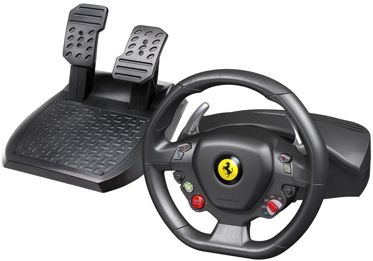 Thrustmaster Ferrari 458 Italia Racing Wheel руль для PC/Xbox 360 (2960734) цена