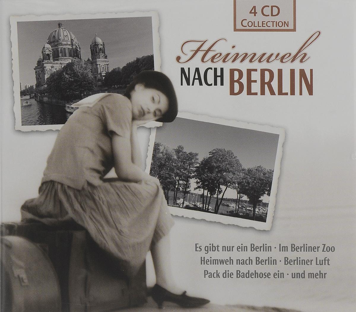 Heimweh Nach Berlin (4 CD)
