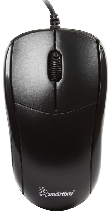 лучшая цена SmartBuy One 322U, Black мышь