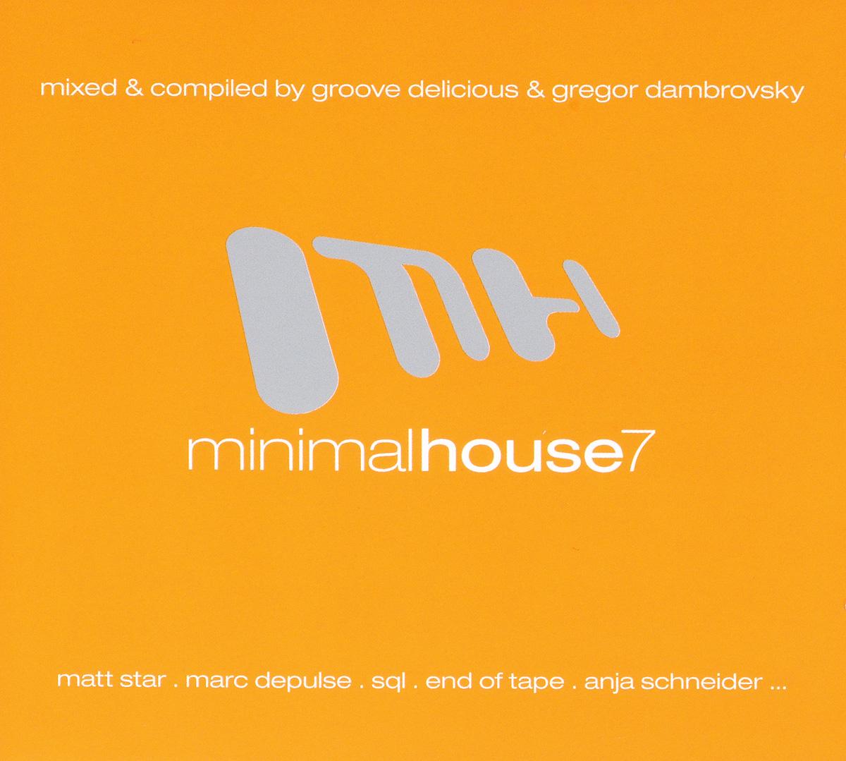 Minimal House 7 (2 CD) minimal house 7 2 cd