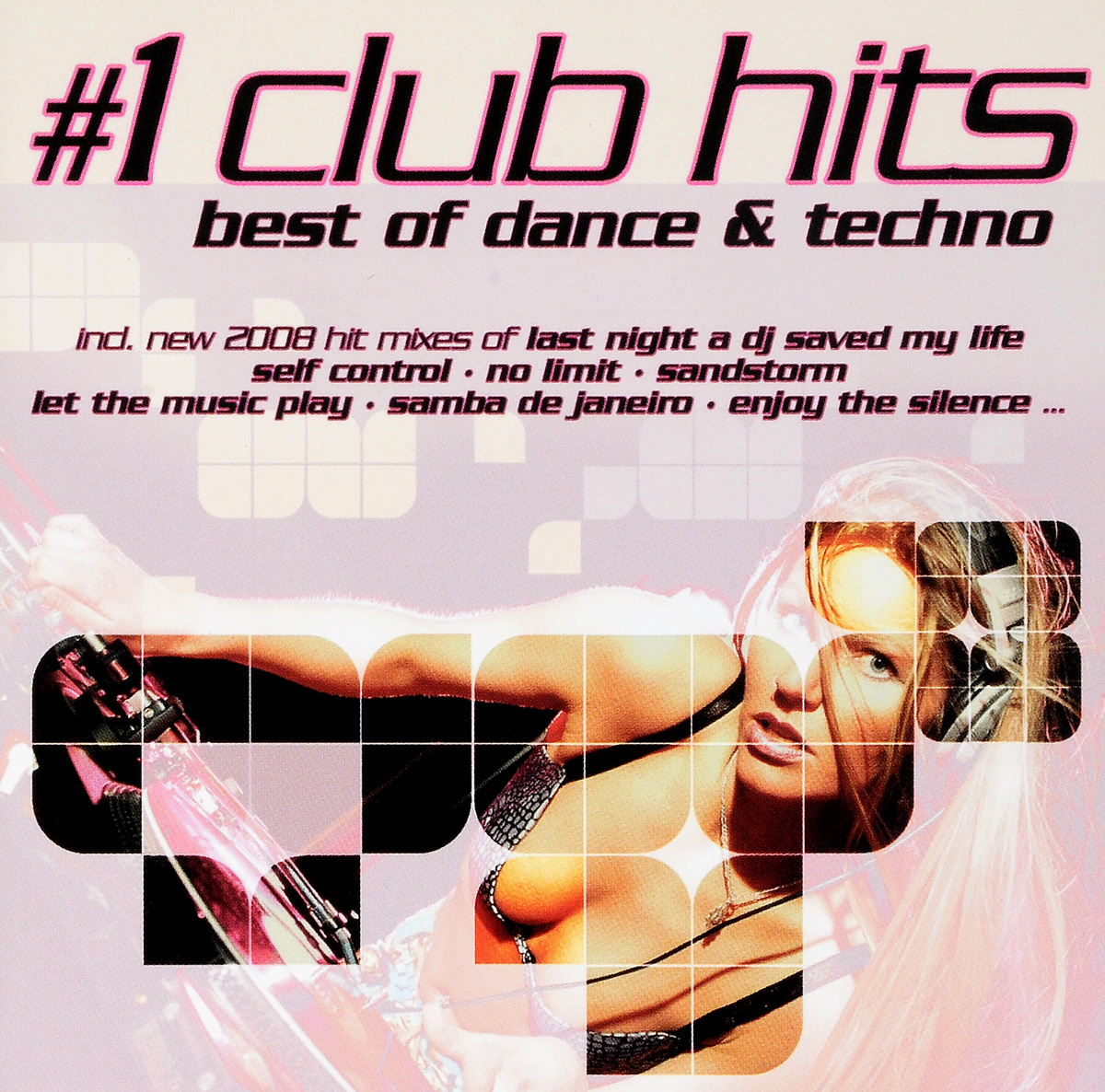 Nr. 1 Club Hits. Best Of Dance & Techno (2 CD) slade wall of hits cd