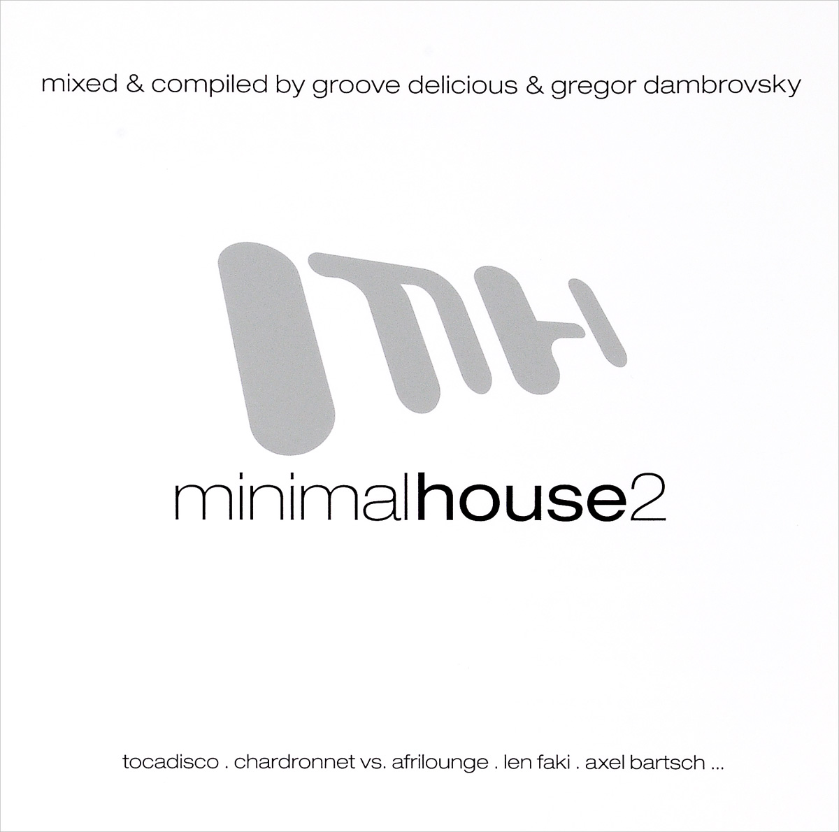 Minimal House 2 (2 CD) minimal house 7 2 cd