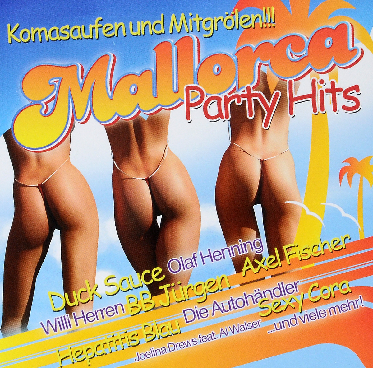 Mallorca Party Hits (2 CD) public viewing party hits 2 cd
