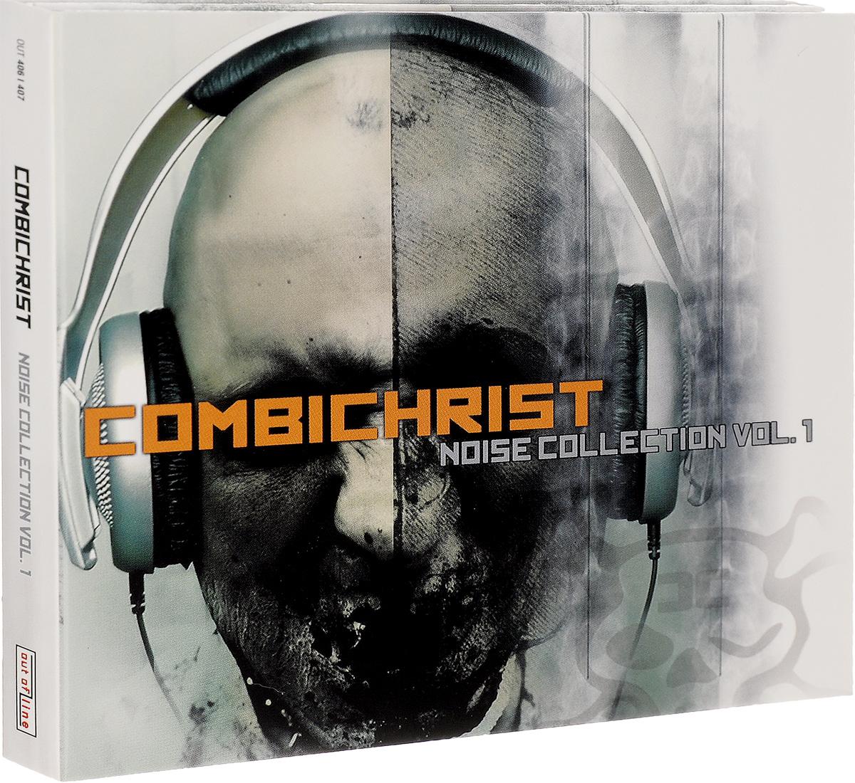 Combichrist Combichrist. Noise Collection. Vol. 1 (2 CD) hit dance vol 1 2 cd