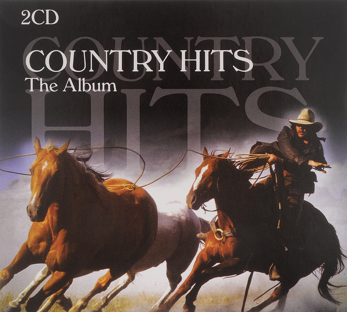 Country Hits. The Album (2 CD)
