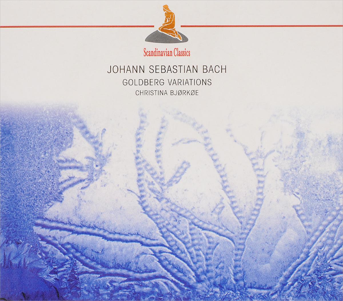 лучшая цена Christina Bjorkoe Scandinavian Classics. Christina Bjorkoe. Johann Sebastian Bach. Goldberg Variations