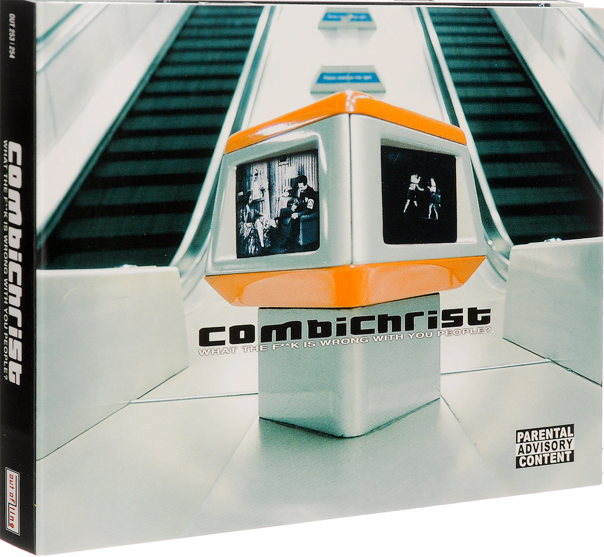 Combichrist Combichrist. What The F**k Is Wrong With You People? (2 CD) combichrist combichrist what the f k is wrong with you people 2 cd