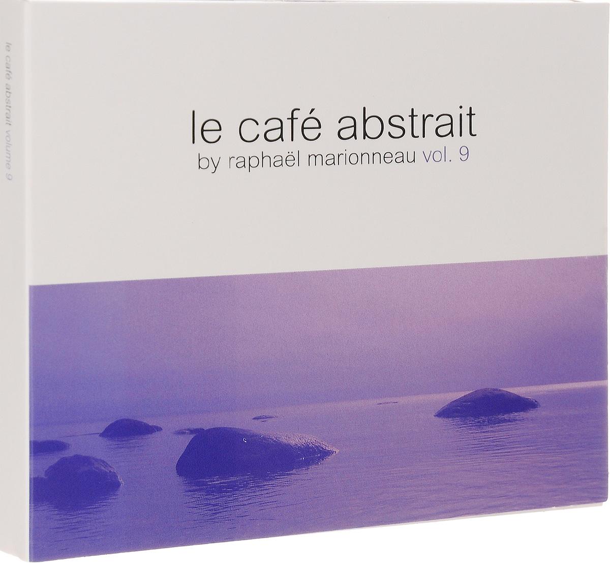 Sambox,Raphael Marionneau Le Cafe Abstrait Volume 9 (2 CD)