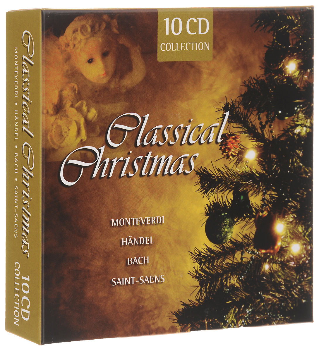 Classical Christmas (10 CD) christmas in prague stage 1 cd