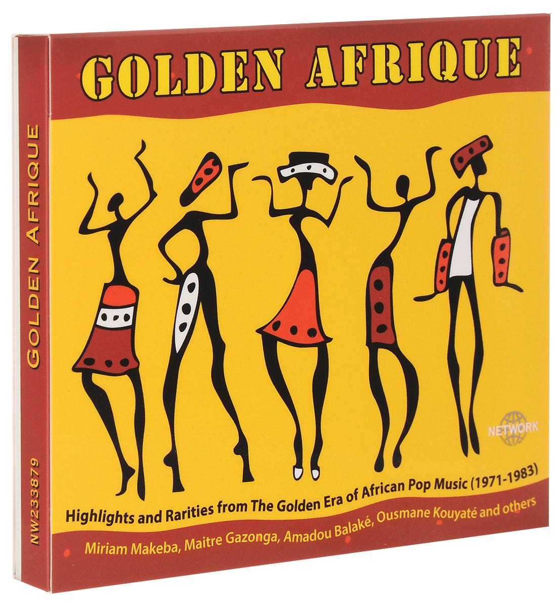 Golden Afrique. Vol. 1 (2 CD) hit dance vol 1 2 cd