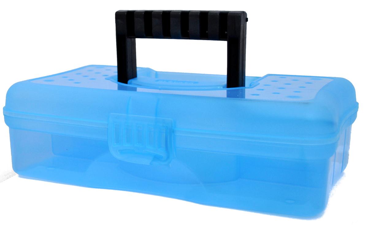 Органайзер Blocker Hobby Box, цвет в ассортименте, 29,5 х 18 х 9 смBR3751МИКСОрганайзер Blocker Hobby Box изготовлен из высококачественного прочного пластика. Изделие предназначено для хранения и переноски небольших инструментов, рыболовных принадлежностей, различных мелочей. Оснащен 6 секциями. Надежно закрывается при помощи пластмассовой защелки. На крышке имеется ручка для удобной переноски изделия. Размер самой большой секции: 29 х 8 х 6 см. Размер самой маленькой секции: 8 х 4,5 х 6 см. Уважаемые клиенты!Обращаем ваше внимание на то, что товар в цветовом ассортименте. Поставка осуществляется в зависимости от наличия на складе.