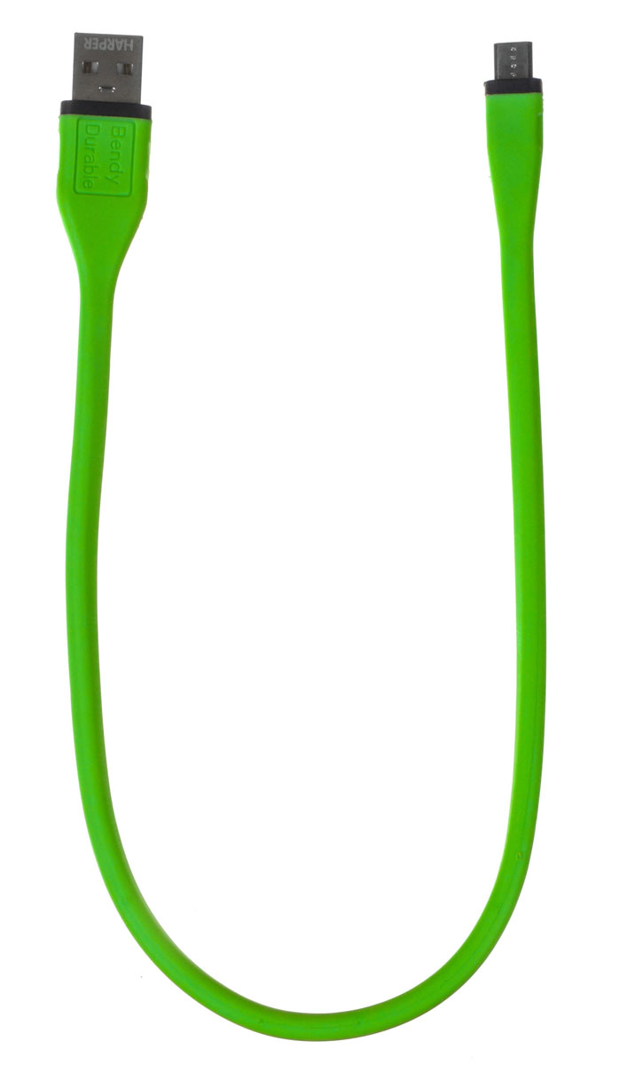 Harper BCH-338, Green кабель