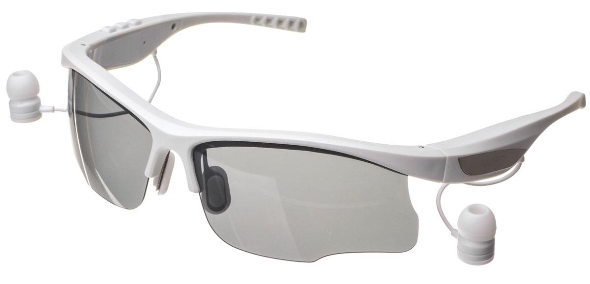 лучшая цена Беспроводные наушники с очками Harper HB-600, белый