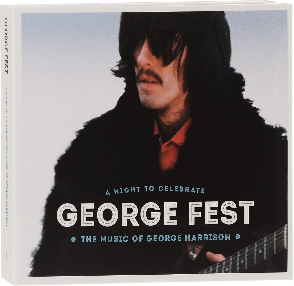 Conan O'Brien George Fest. A Night To Celebrate The Music Of George Harrison (2 CD + DVD) various artist facedown fest 2004 2 dvd