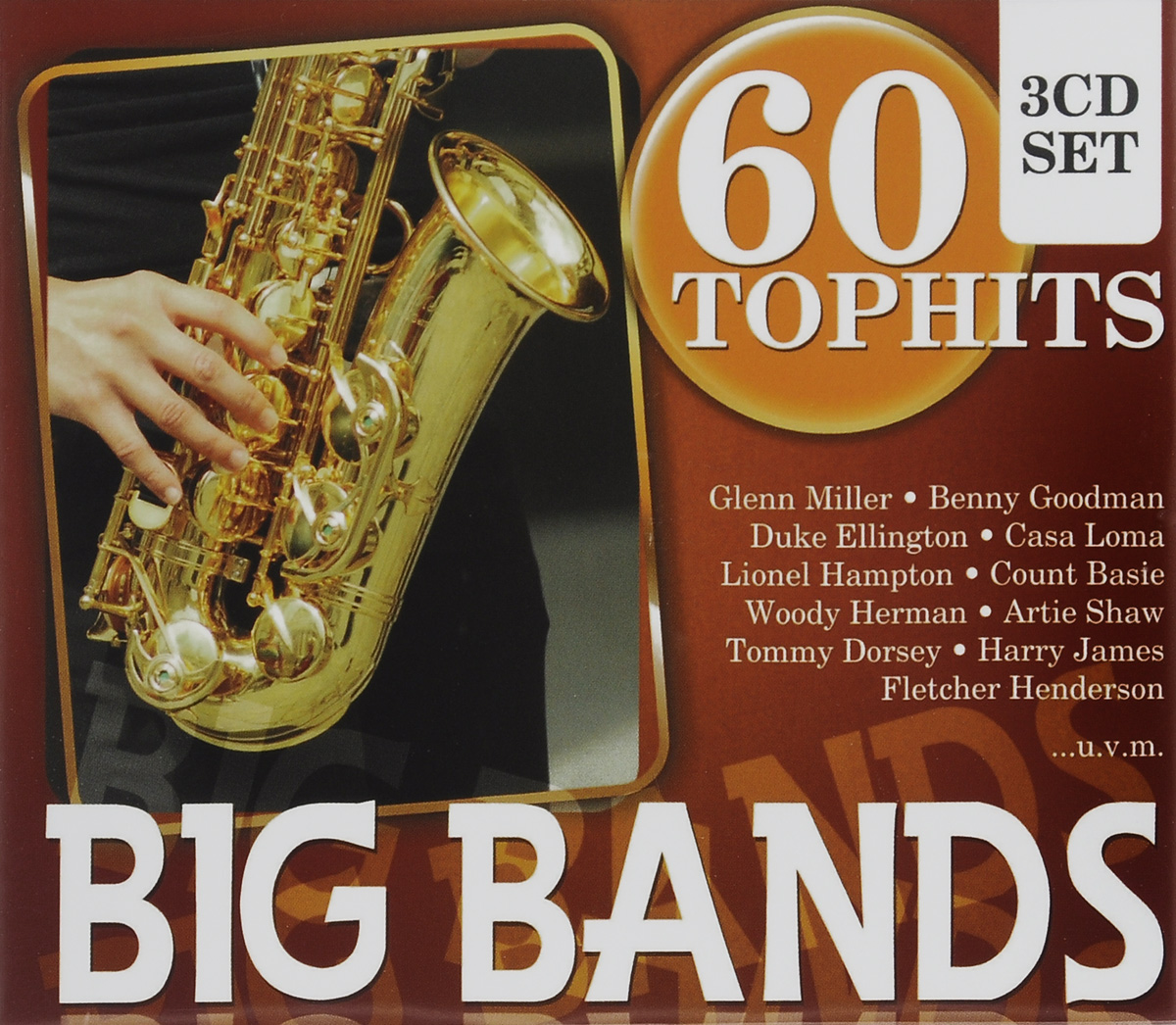 60 Top Hits Big Bands (3 CD) slade wall of hits cd