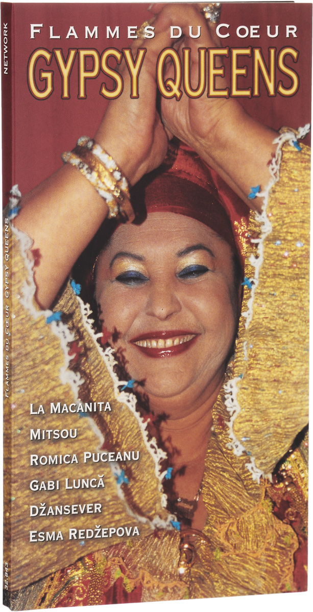 Gypsy Queens. Flammes Du Coeur (2 CD)