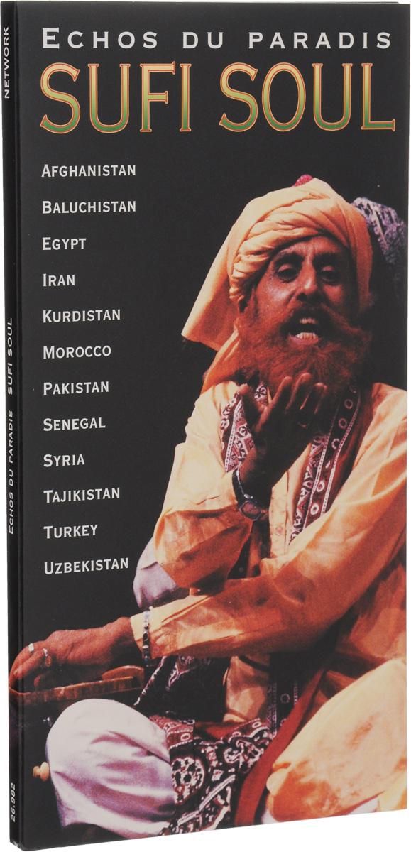Sufi Soul. Echos Du Paradis (2 CD) ванесса паради vanessa paradis love songs 2 cd