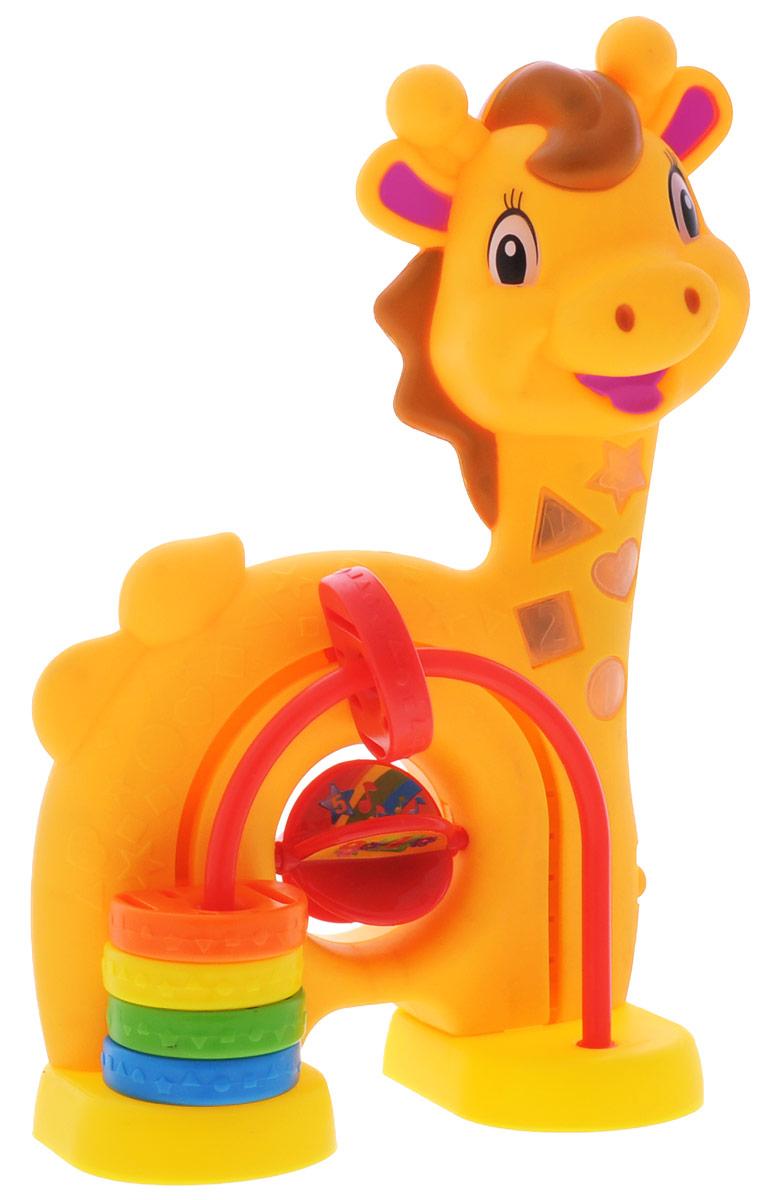 Умка Развивающая игрушка Музыкальный жираф