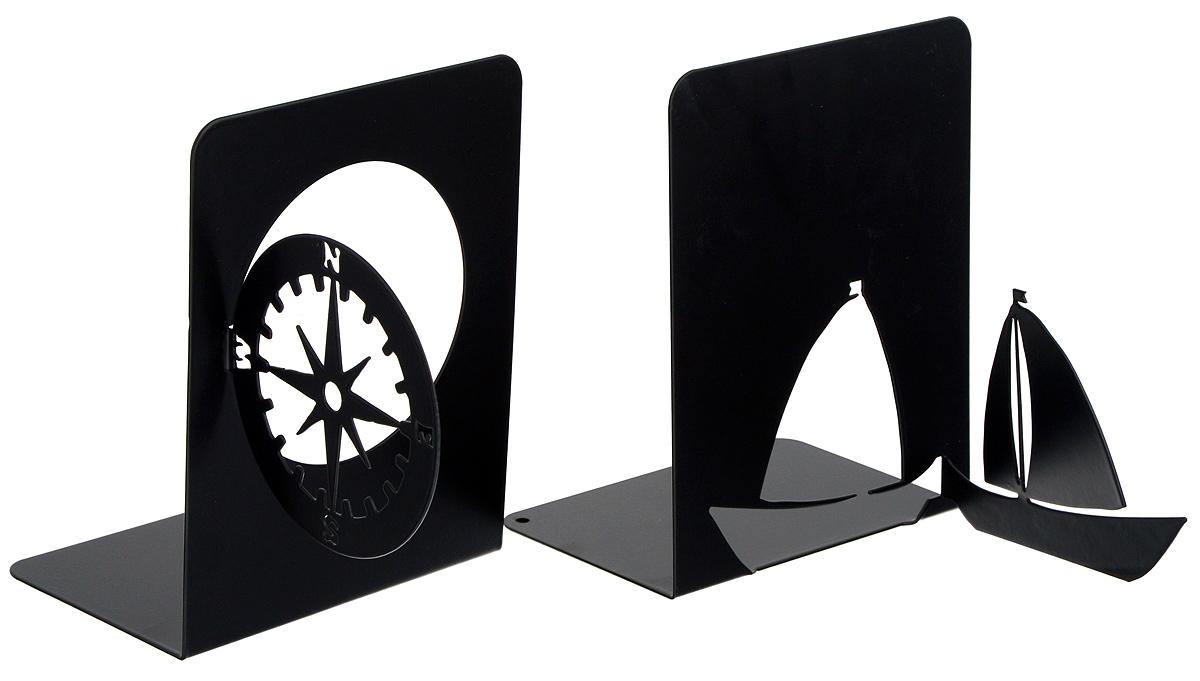 Фото - Подставка-ограничитель декоративная для книг Феникс-Презент Навигация, 2 шт фоторамка феникс презент велосипед 10 см х 15 см