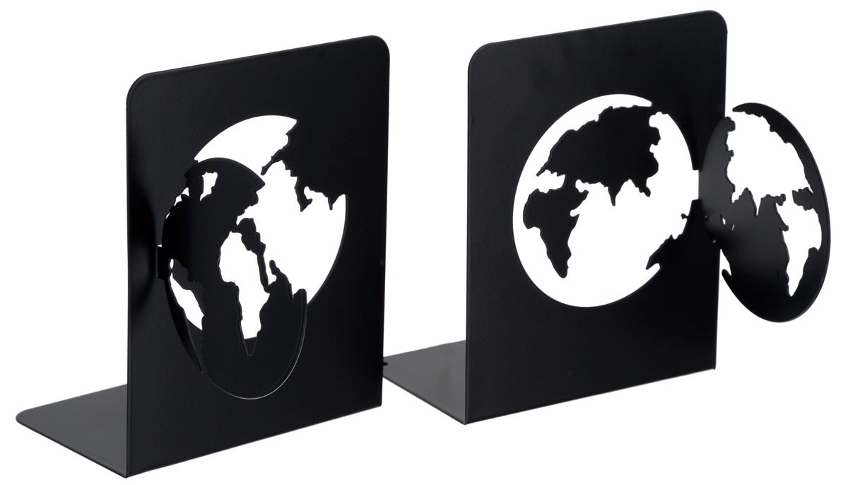 Подставка-ограничитель декоративная для книг Феникс-Презент Планета, 2 шт подставка ограничитель для книг штурман 2 шт