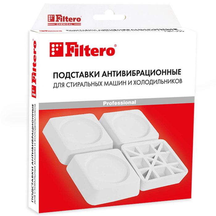 Подставка антивибрационная для стиральных машин и холодильников Filtero Filtero