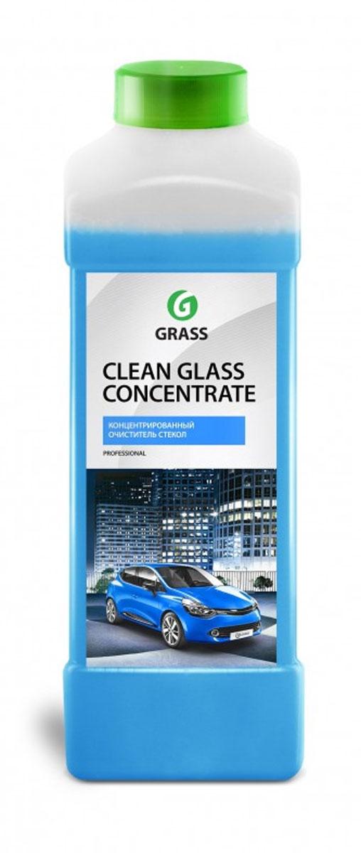 Фото - Средство для очистки стекол и зеркал Grass Clean Glass, концентрат, 1 л очиститель стекол grass clean glass голубая лагуна 600мл