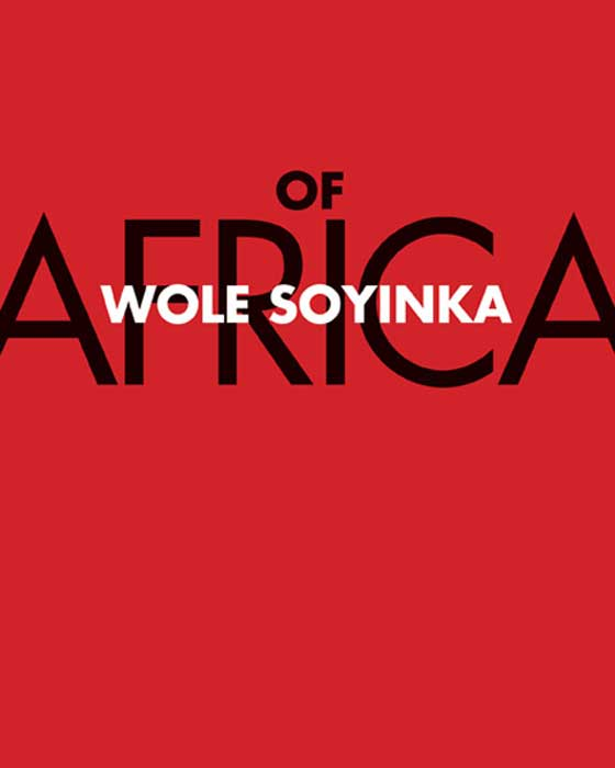 Of Africa the affirmation