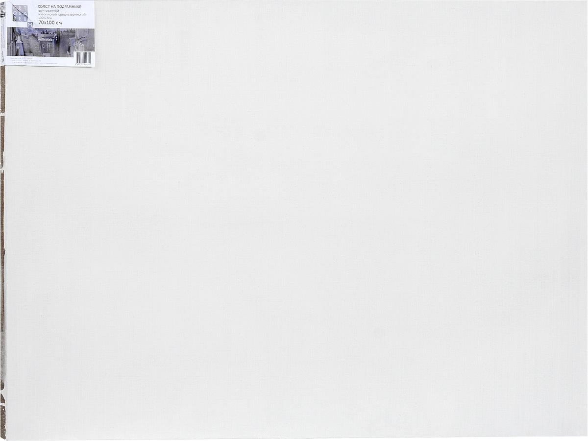 """Холст ArtQuaDrum """"Живописный"""" 70 х 100 см, на подрамнике, грунтованный"""