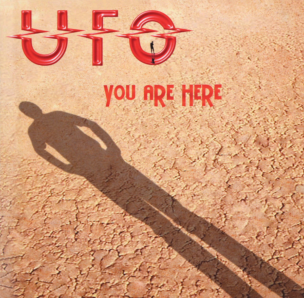 UFO UFO. You Are Here jtc 1201