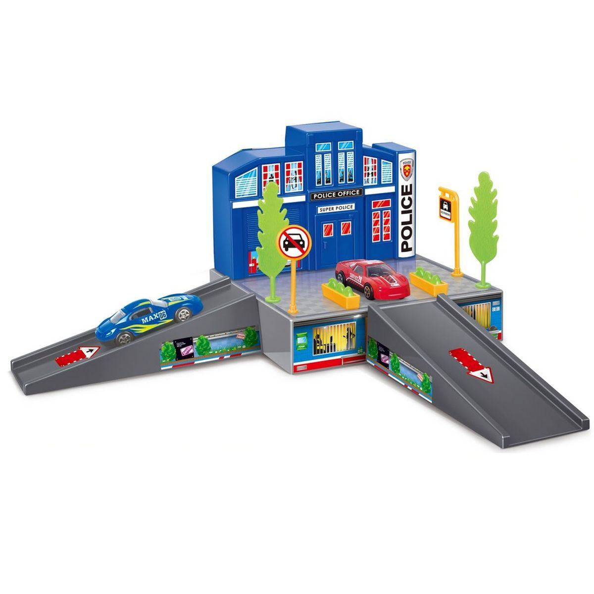 Dave Toy Игровой набор Полицейский участок игровые наборы classic world игровой набор конструктор полицейский участок