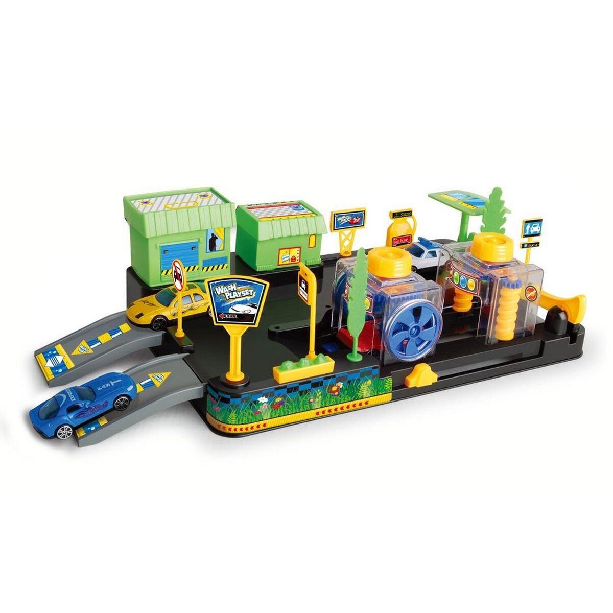 Dave Toy Игровой набор Автомойка
