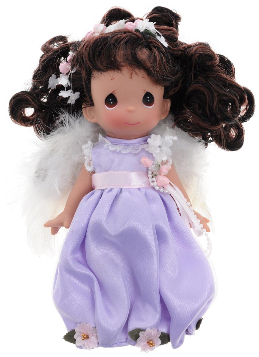 Precious Moments Кукла Ты словно ангел брюнетка кукла ангельский шепот брюнетка precious moments