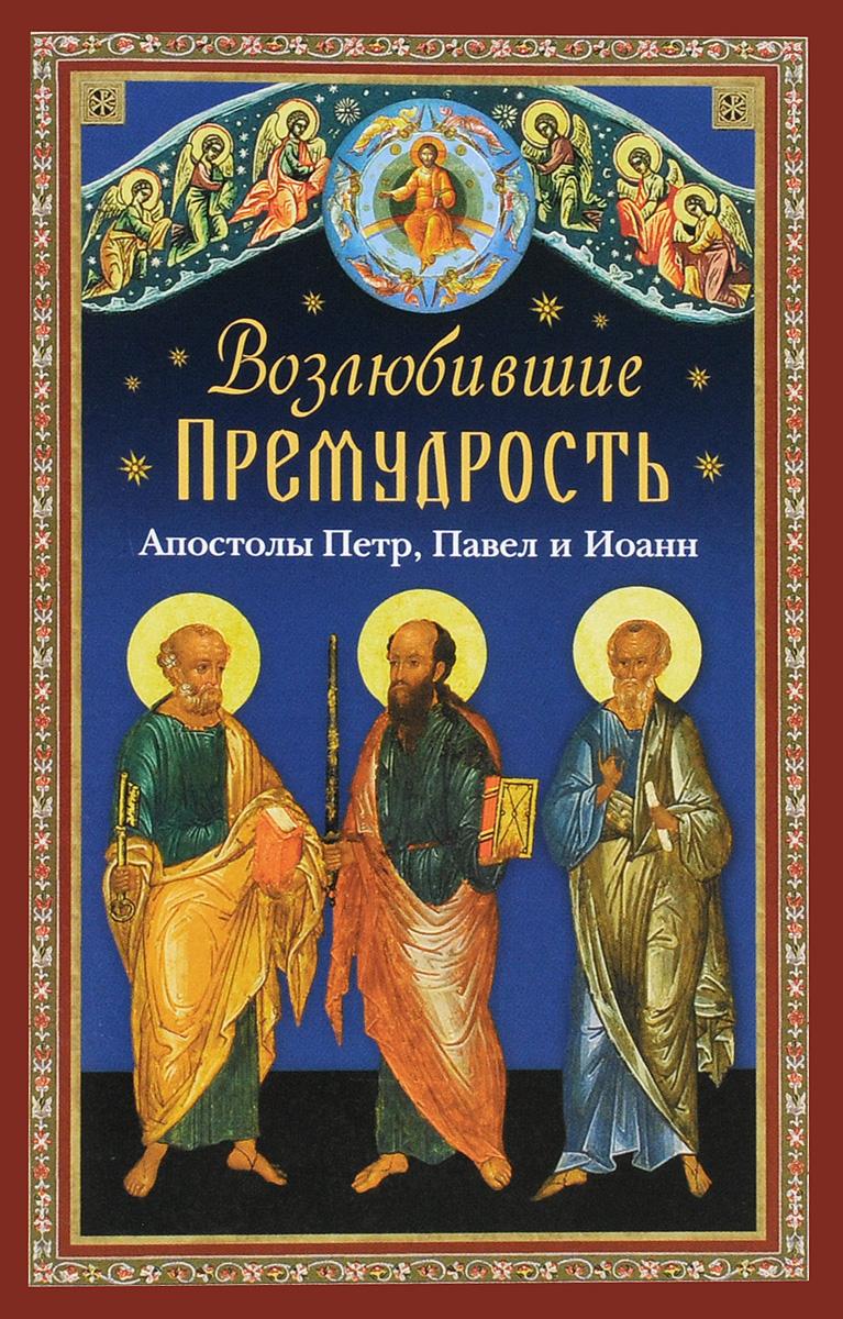 Татьяна Копяткевич Возлюбившие Премудрость. Апостолы Петр, Павел и Иоанн стоимость