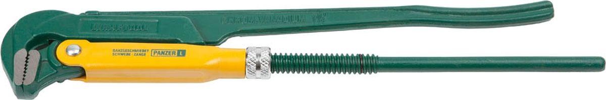 Ключ Kraftool трубный, тип PANZER-L, прямые губки, Cr-V сталь, цельнокованный, 1 1/2/440 мм ключ kraftool трубный тип panzer l прямые губки cr v сталь цельнокованный 1 330 мм