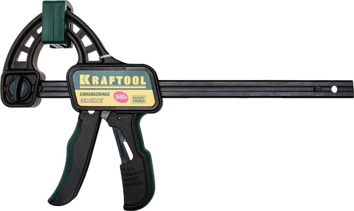 цена на Струбцина ручная пистолетная Kraftool