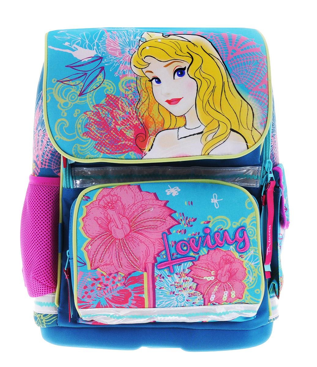 Seventeen Ранец школьный Disney Princess disney ранец школьный феи и невиданный зверь