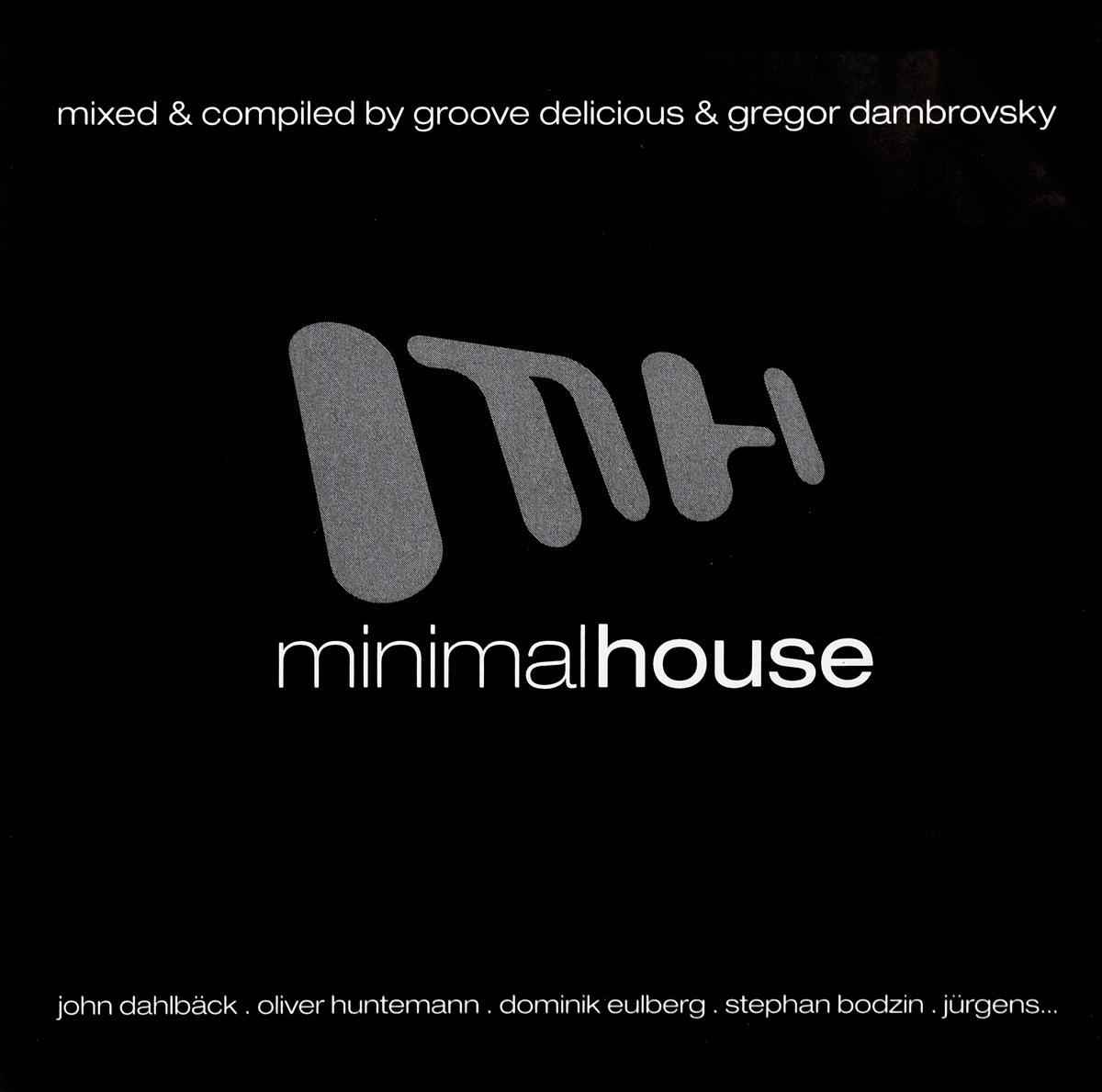 Minimal House (2 CD) minimal house 7 2 cd