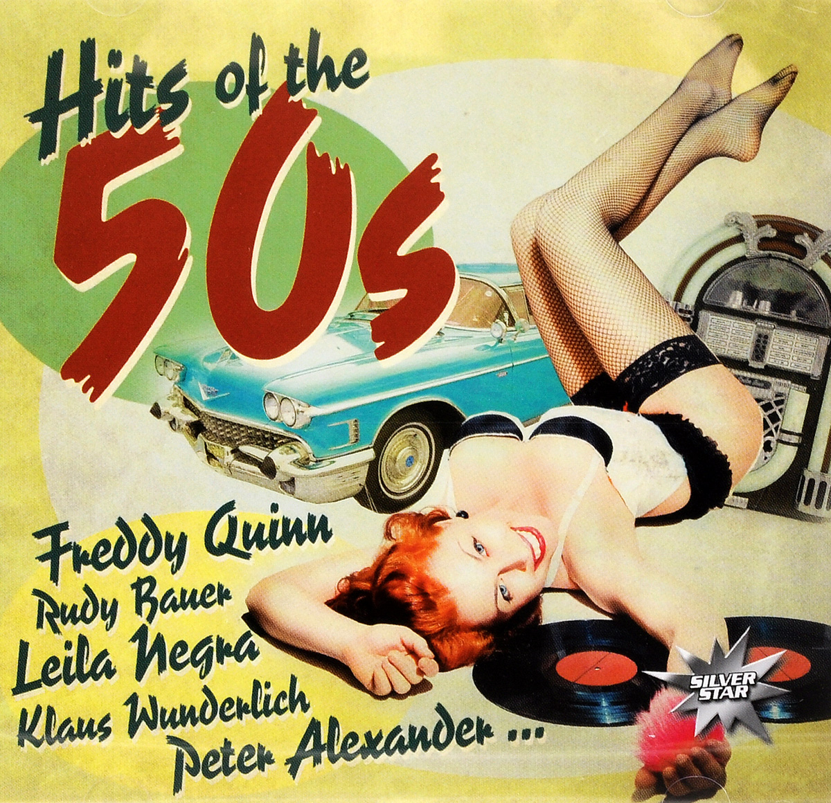 Hits Of The 50s цена