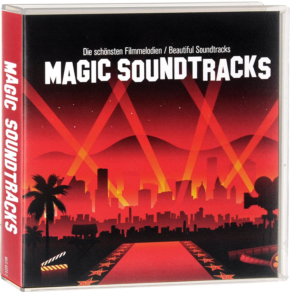 Magic Soundtracks (4 CD)