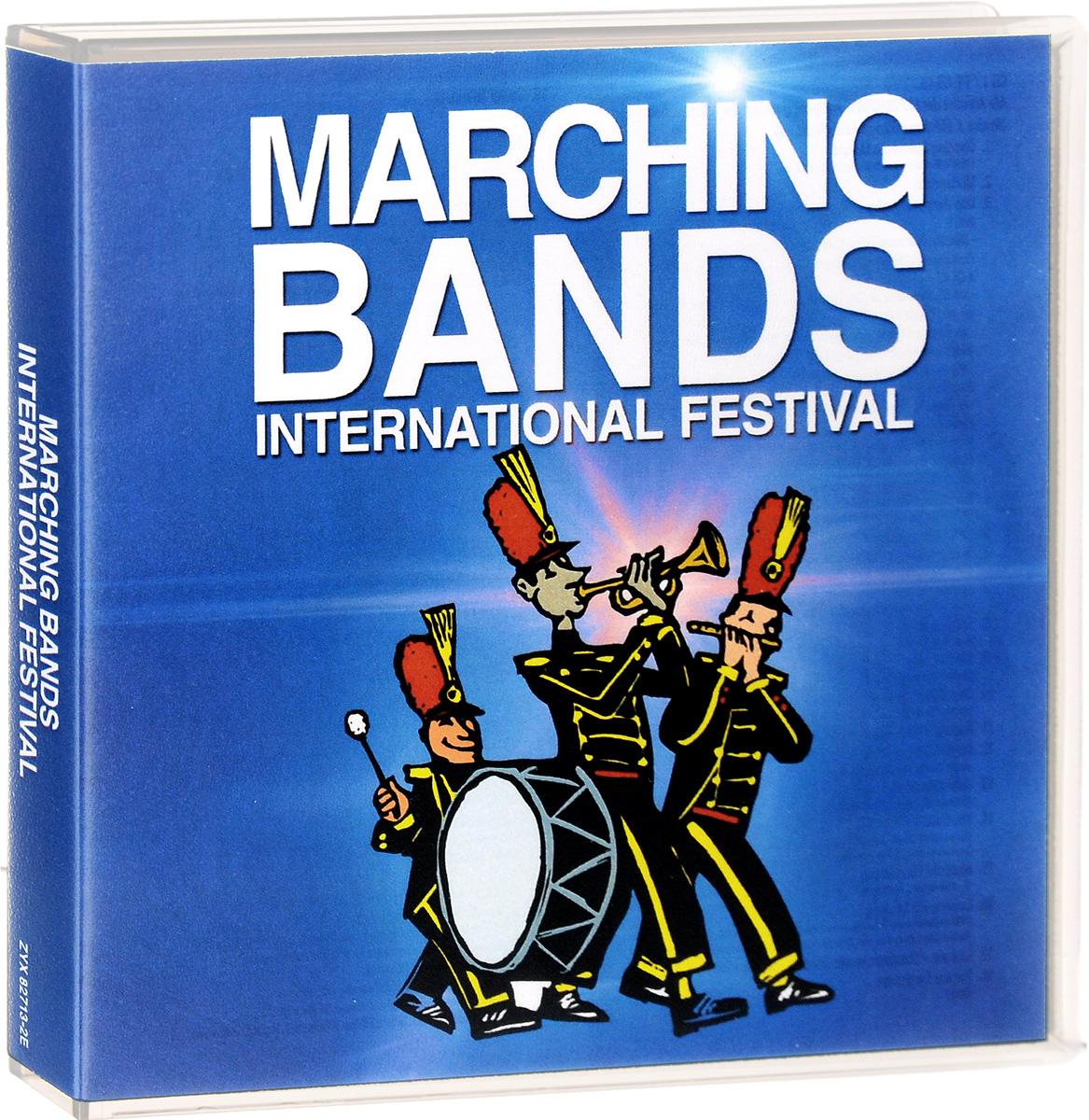 Marching Bands. International Festival (3 CD) vida festival 2018 abono 3 días
