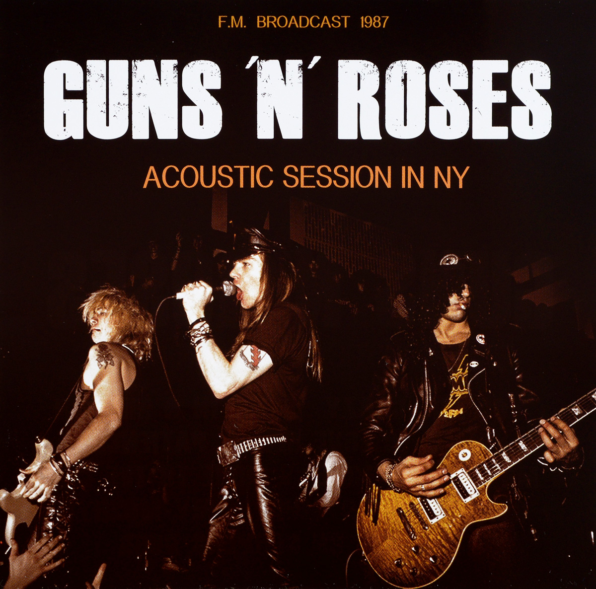 Guns N Roses Roses. Acoustic Session In NY