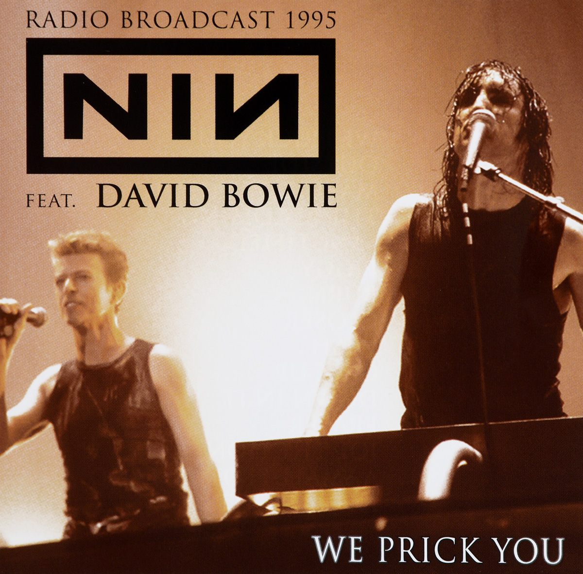 Nine Inch Nails,Дэвид Боуи   . David Bowie. We Prick You